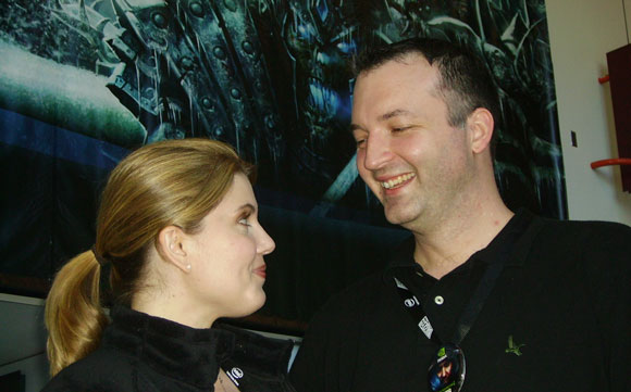 Honeymooners at BlizzCon