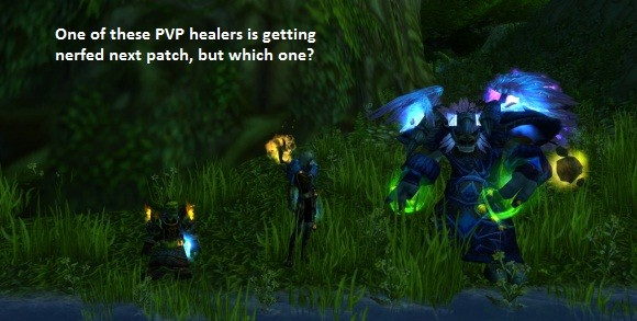 pvp healer