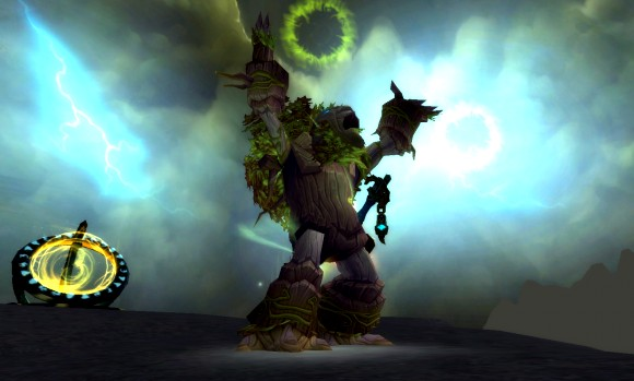 Tree of Life in patch 4.3's new heroic 5-man, End Time.