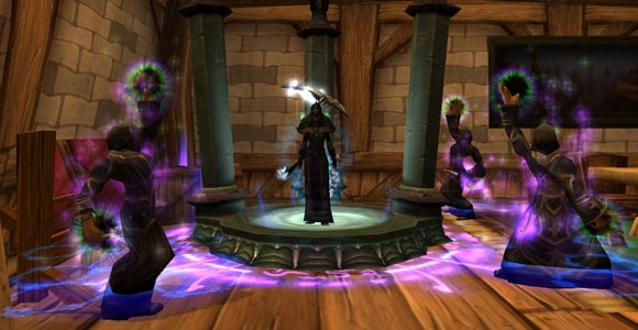 Stormwind summoning