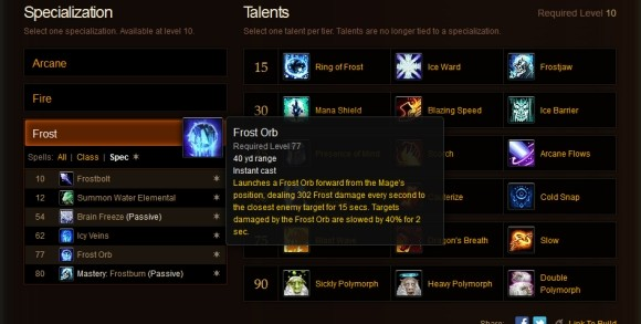 mage MoP talent calculator