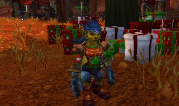 Gaudy Winter Veil Sweater