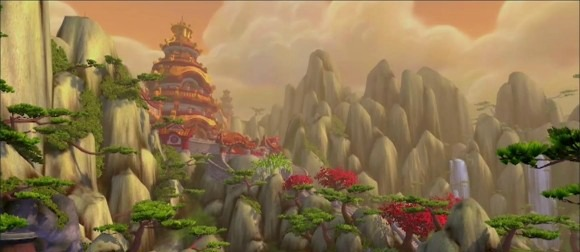 pandaria landscape