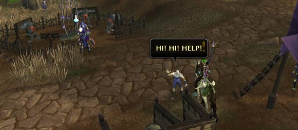 an analysis of the world of wacraft Welcome to warcraft logs, a web site that provides combat analysis for blizzard's world of warcraft mmo record your combats, upload them to the site and analyze them.