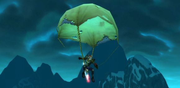 rogue parachute