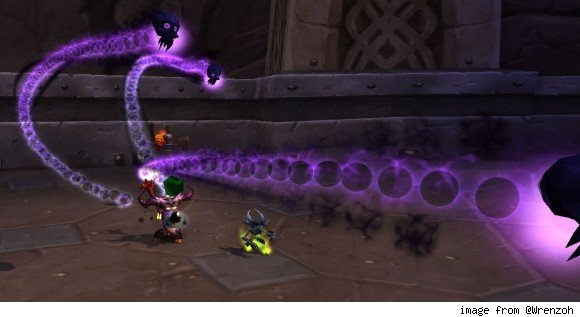 Blood Pact Playing an 85 warlock with MoP mechanics MON
