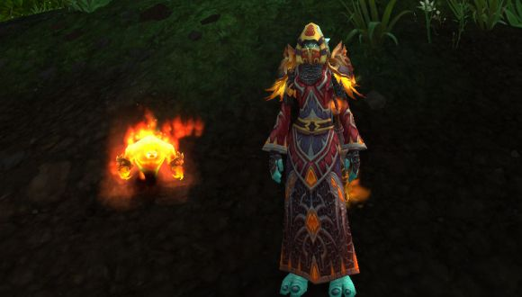 Mage glyph changes in patch 504
