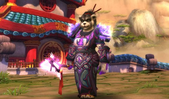 Pandaren Female Mage
