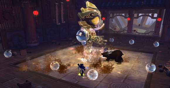 Mists of Pandaria Leveling Dungeons