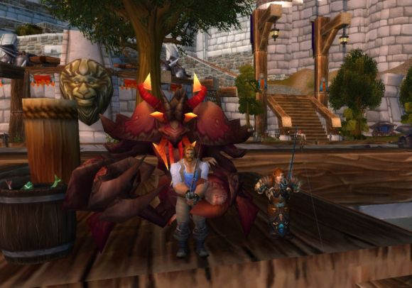 Around Azeroth Unfair competitive advantages WEDNESDAY