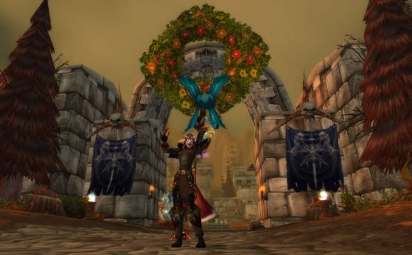 Around Azeroth The festive dead TUESDAY