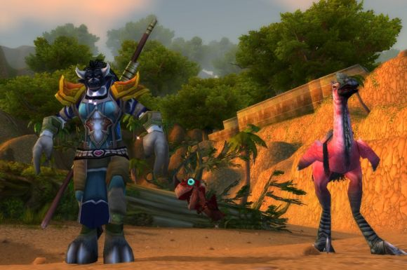 Around Azeroth Dare to keep your pets off drugs SUNDAY