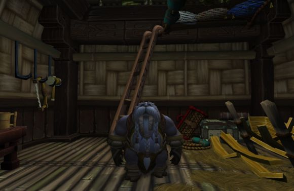 Around Azeroth Beta Edition Right universe, wrong expansion MONDAY
