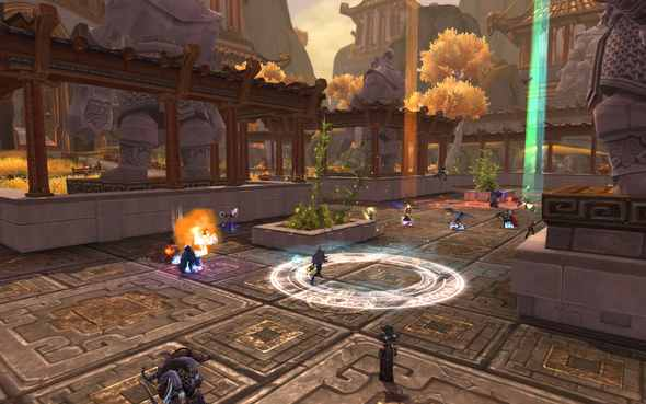 Tom Chilton on the future of PvP in Mists of Pandaria