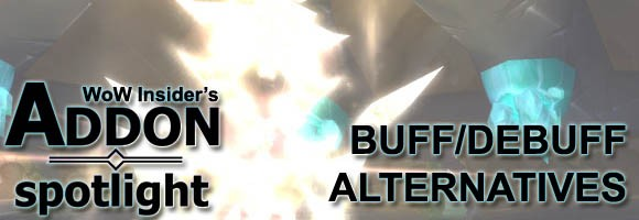 Addon Spotlight Alternatives Buffs and debuffs