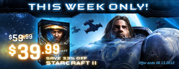 StarCraft II Heart of the Swarm beta playable at MLG, Wings of Liberty on sale