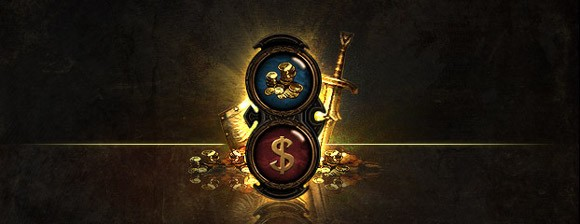 Diablo 3 players in the US region can now use the RealMoney Auction House