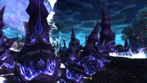 Mists of Pandaria Wowhead previews Dread Wastes