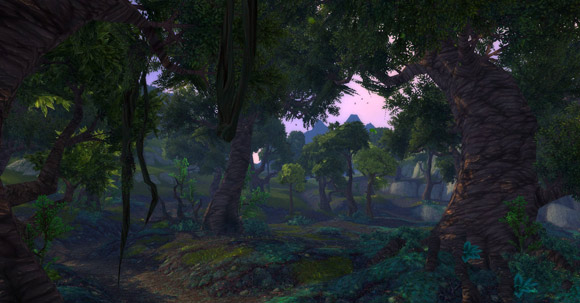 Mists of Pandaria Beta Krasarang Wilds