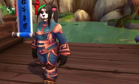 Mists of Pandaria Beta Pandaren starting zone walkthrough, part 2