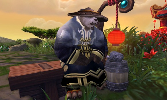 Pandaren starting zone walkthrough, part 1