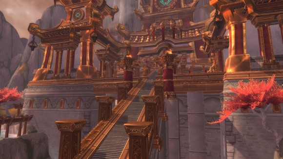 Mists of Pandaria Wowhead previews Vale of Eternal Blossoms