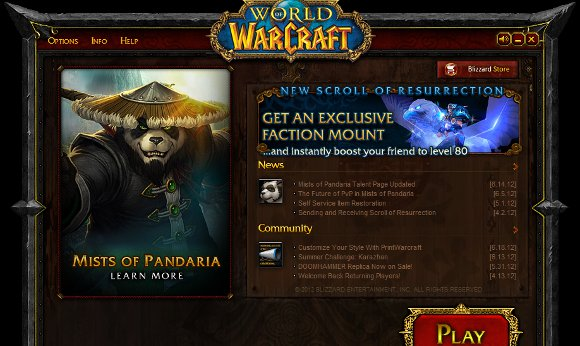 UI Addons will be enabled in the next Mists Beta patch