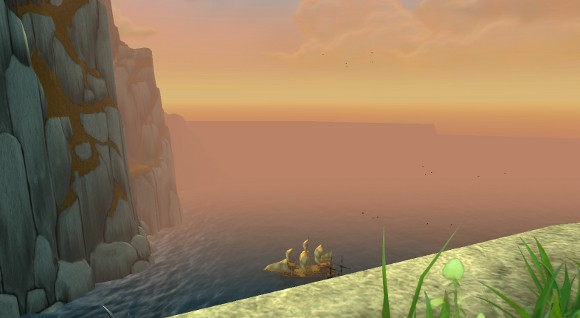 Weather finally arrives in Mists of Pandaria
