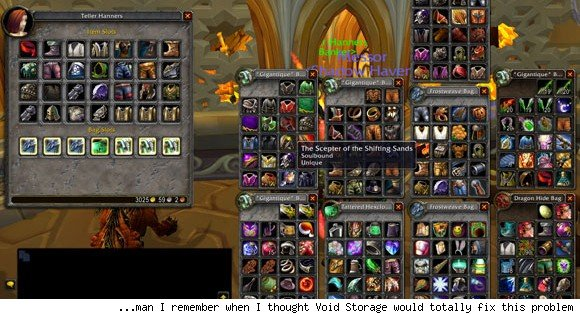 Bucket list preparation for Mists of Pandaria ANY