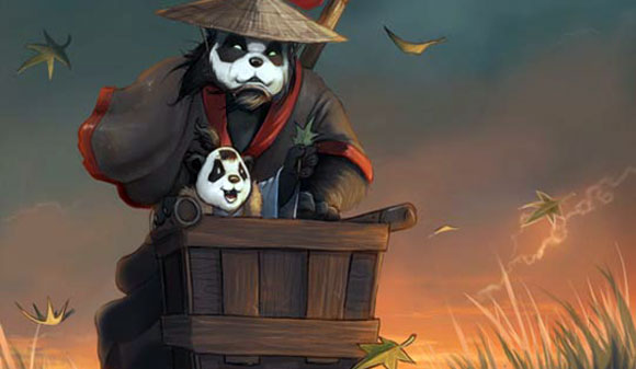 Pandaren names and how to create one for roleplay SAT