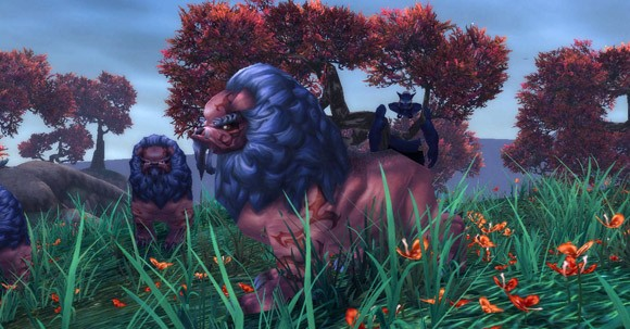 Mists of Pandaria Beta New collector's edition pet and mount uncovered