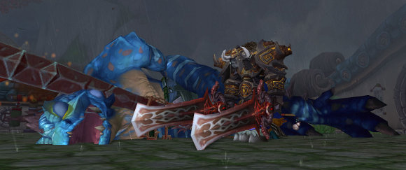 The Care and Feeding of Warriors Once more into the Mists of Pandaria