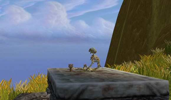 Where in Warcraft The 'too easy!' edition ANY
