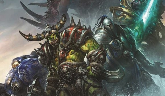 The Art of Blizzard covers Blizzard's artistic history