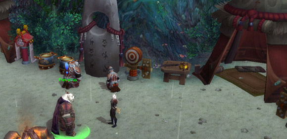 Mists of Pandaria beta New dailies spark rivalries ANY