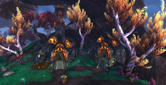 Mists of Pandaria Beta Townlong Steppes