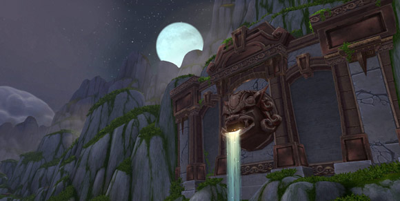 Mists of Pandaria Beta Valley of the Four Winds ANY