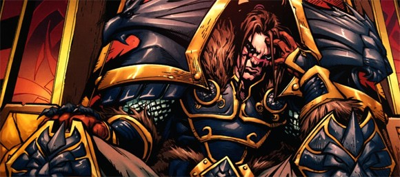 Know Your Lore King Varian Wrynn, or How I learned to love the jerk SUN