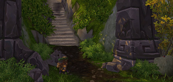 Mists of Pandaria Beta The Veiled Stair