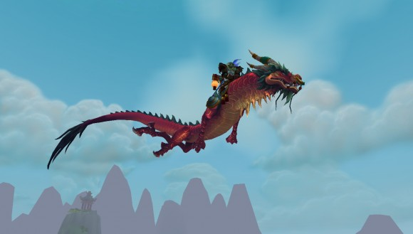 Mists of Pandaria Gold sink mounts will be accountwide