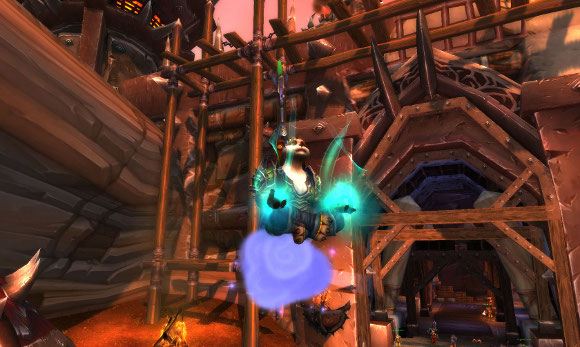 Blog Azeroth Shared Topic What spell would you most want