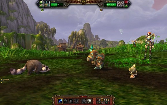 Blizzard unveils Pet Battles in the MoP Game Guide