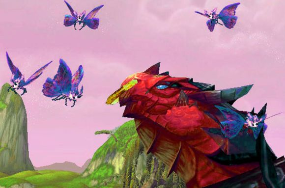 Around Azeroth Beta Edition Flutterby THURSDAY