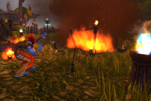 Around Azeroth A midsummer night's madness THURSDAY