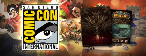 Blizzard releases schedule for ComicCon 2010