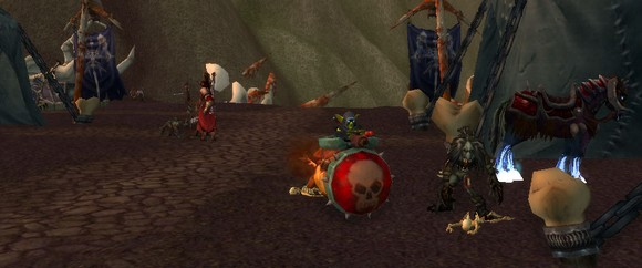 Lichborne Observations on new death knights in Mists of Pandaria