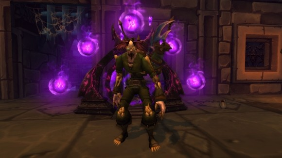 Blood Pact Light up the room with your AoE spells MON