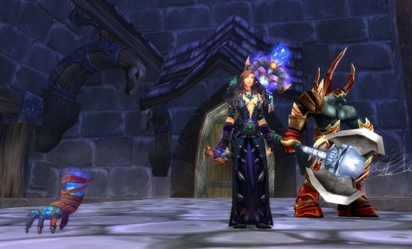 Blood Pact Looking ahead at the 50 warlock MON