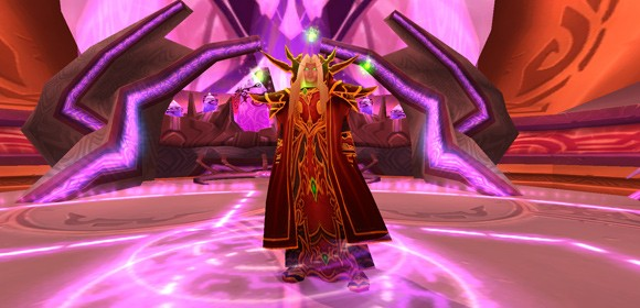 Know Your Lore Lor'themar Theron, Regent Lord of Quel'Thalas SUN
