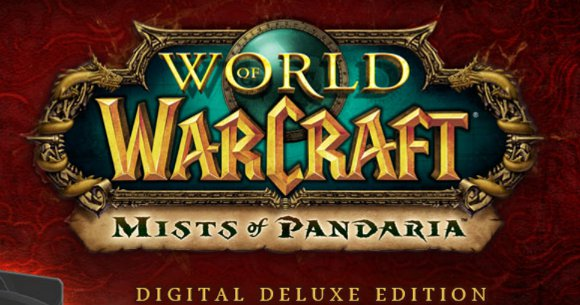 Mists of Pandaria Digital Deluxe edition includes both pet and mount
